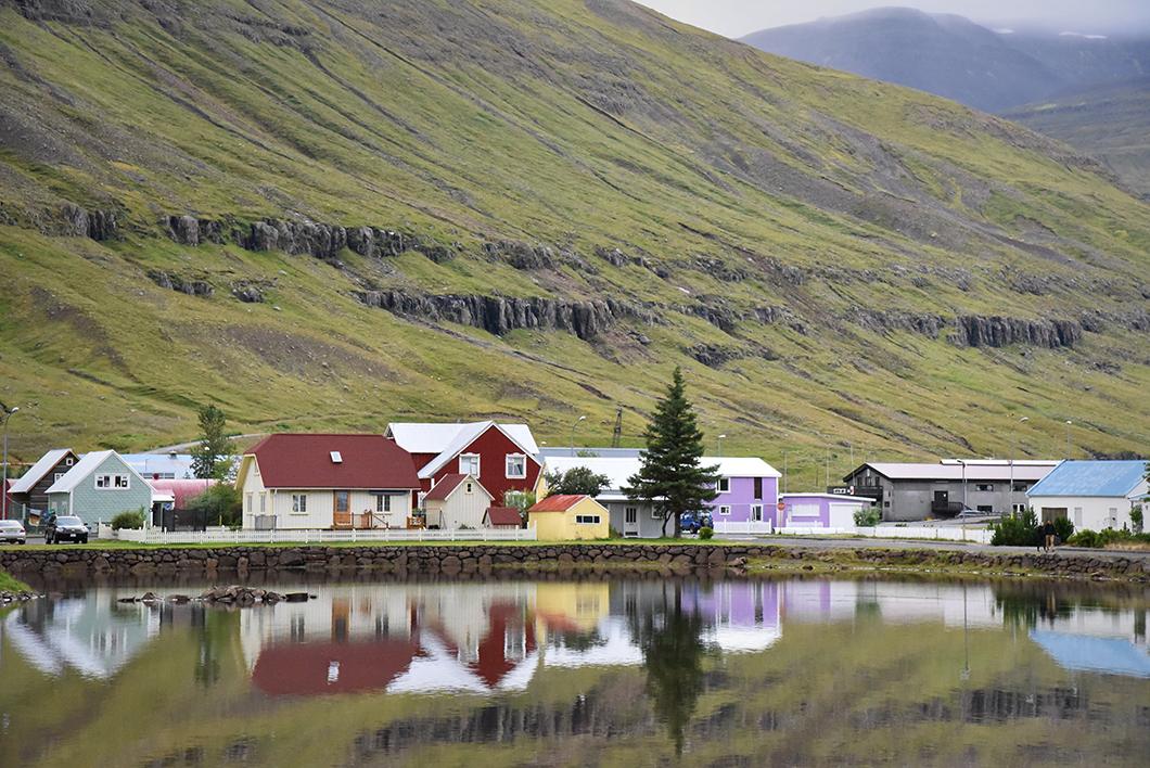 Seyðisfjörður - Fjords de l'est
