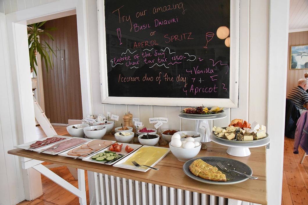 Restaurant Aldan - Seyðisfjörður