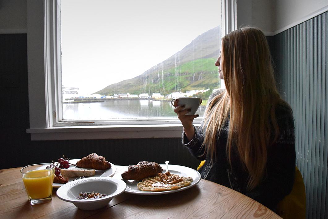 Restaurant Aldan Seyðisfjörður - Fjord de l'est en Islande