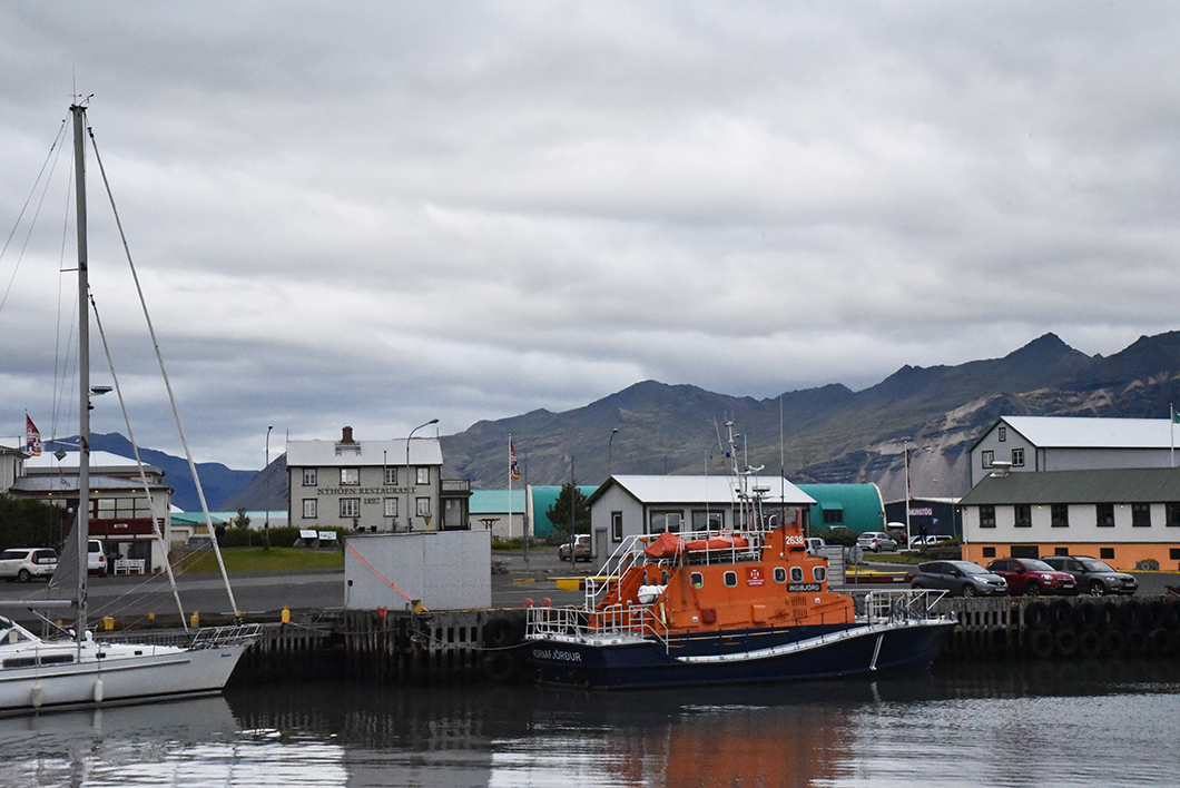 Hofn - Road trip Islande