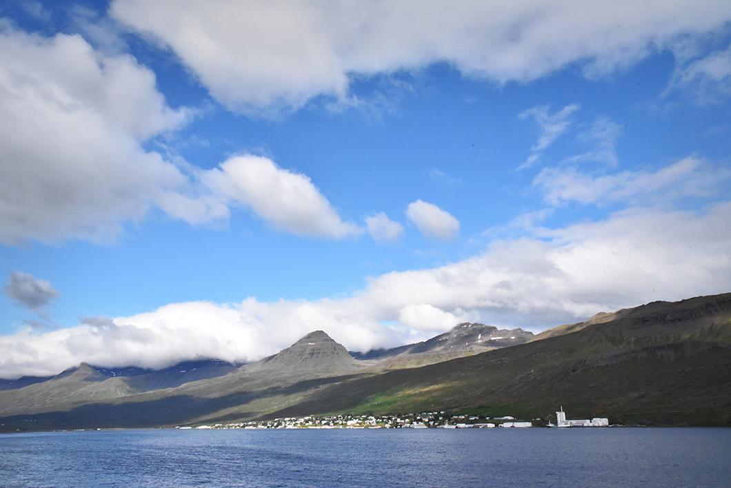 Stöðvarfjörður - Islande