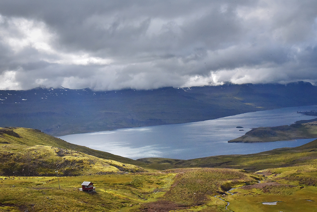 Reyðarfjörður - Islande