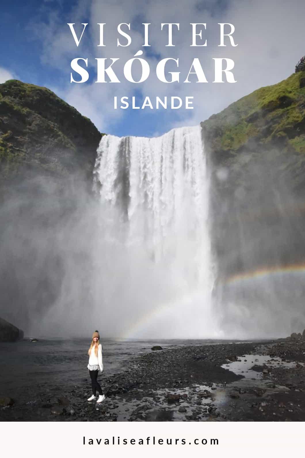Visiter Skogar en Islande