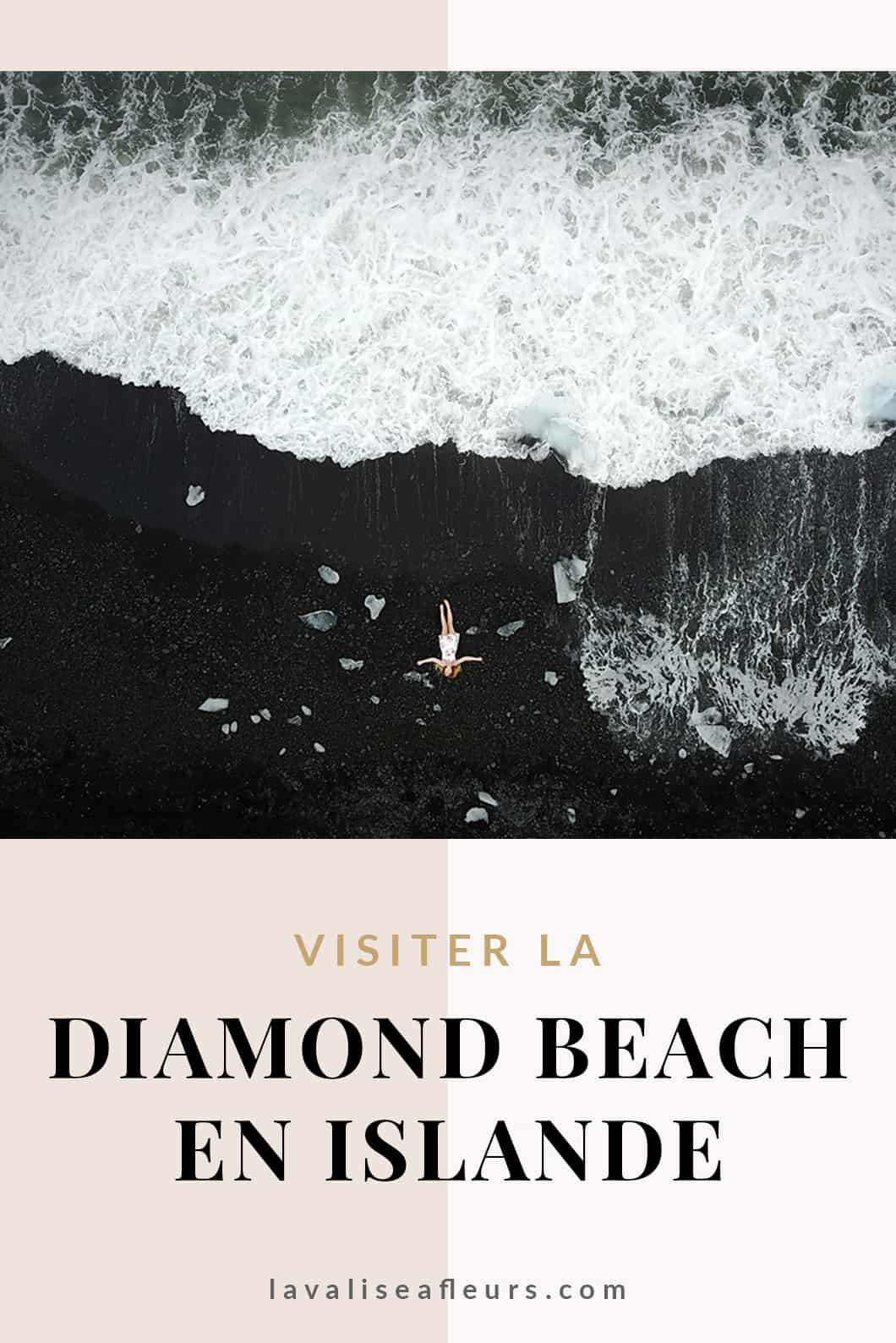 Visiter la Diamond Beach en Islande