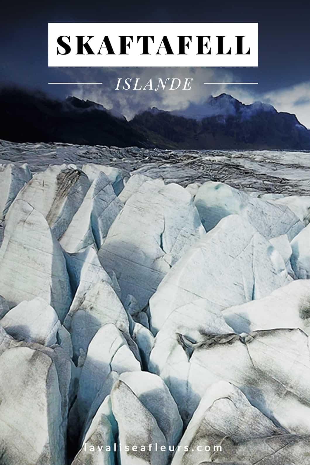 Visiter le Parc national de Skaftafell en Islande