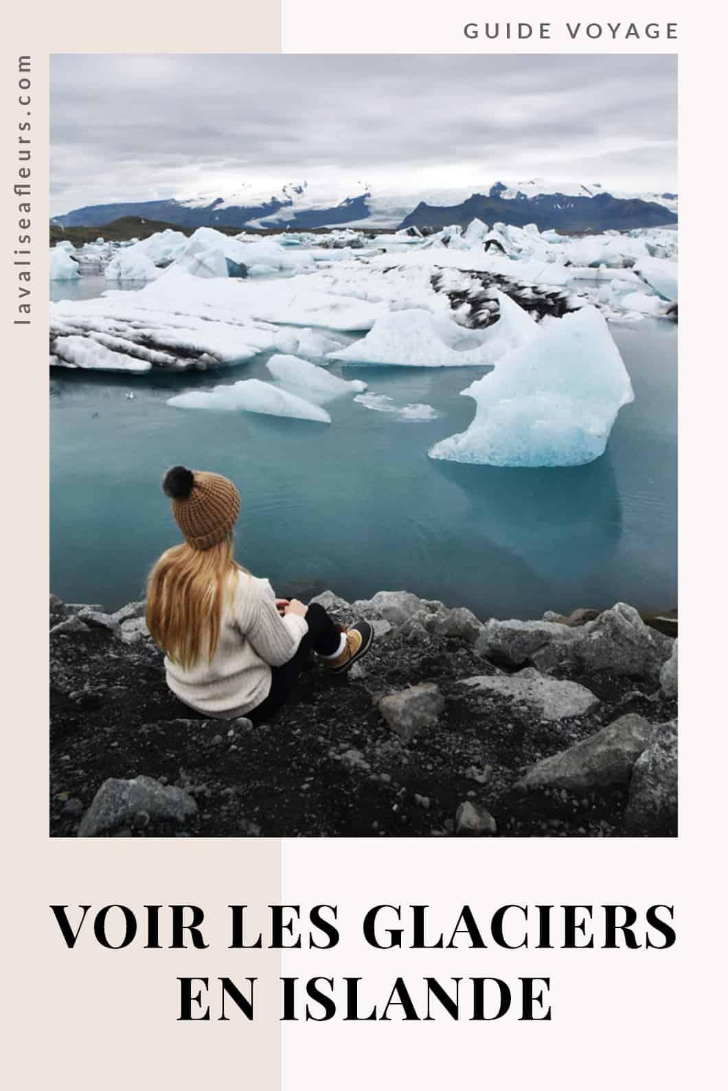 Voir les glaciers en Islande, le guide