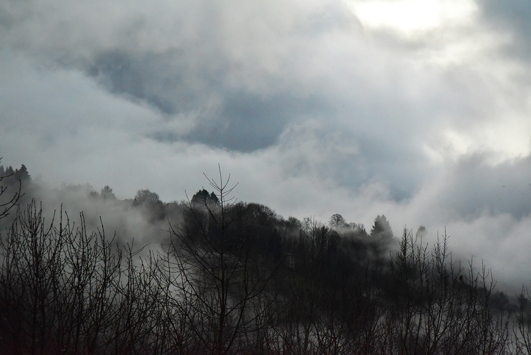 Chamrousse dans les Alpes