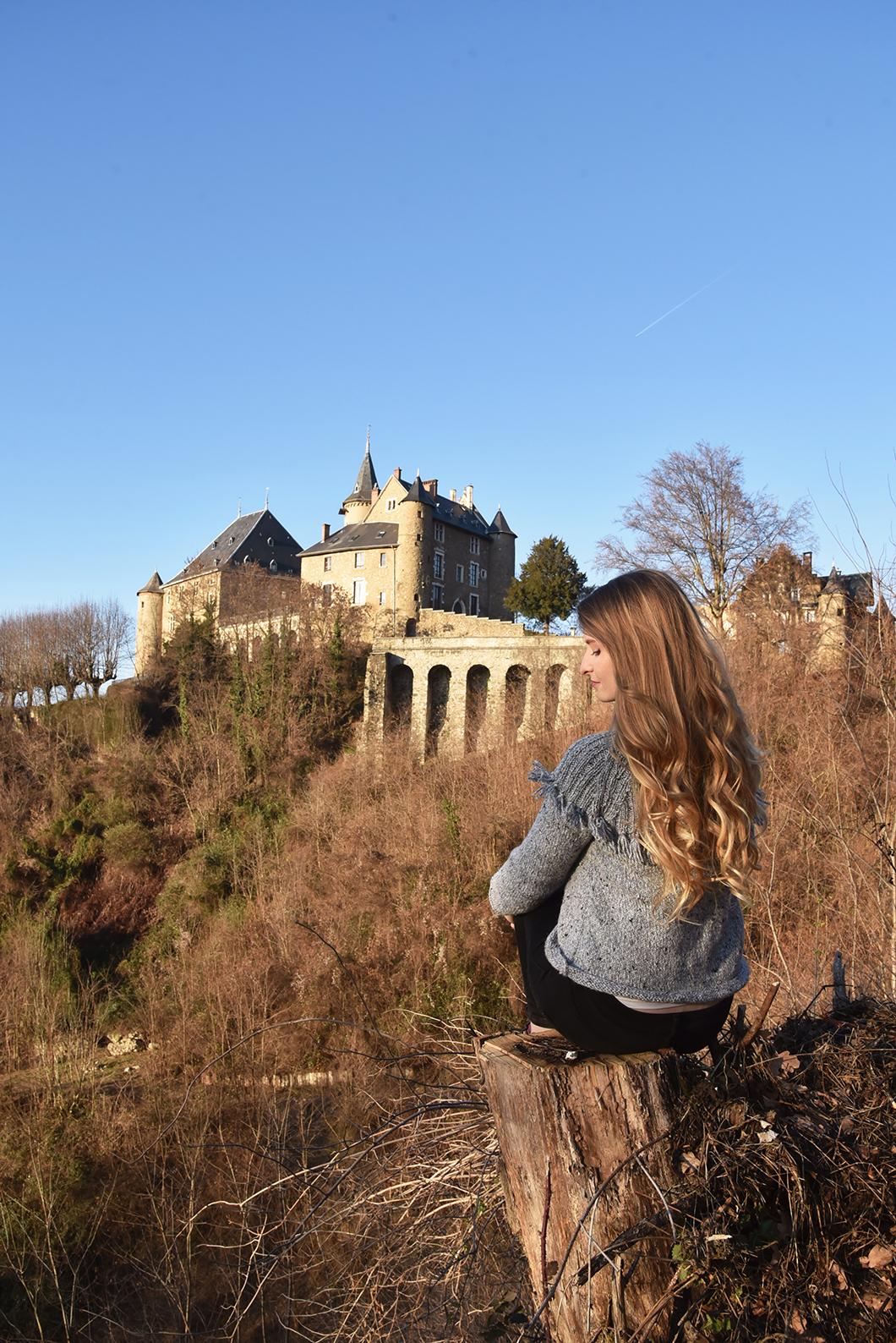 Château d'Uriage - Noël à la montagne