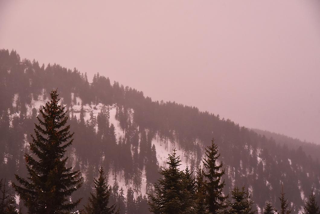 Chamrousse en hiver