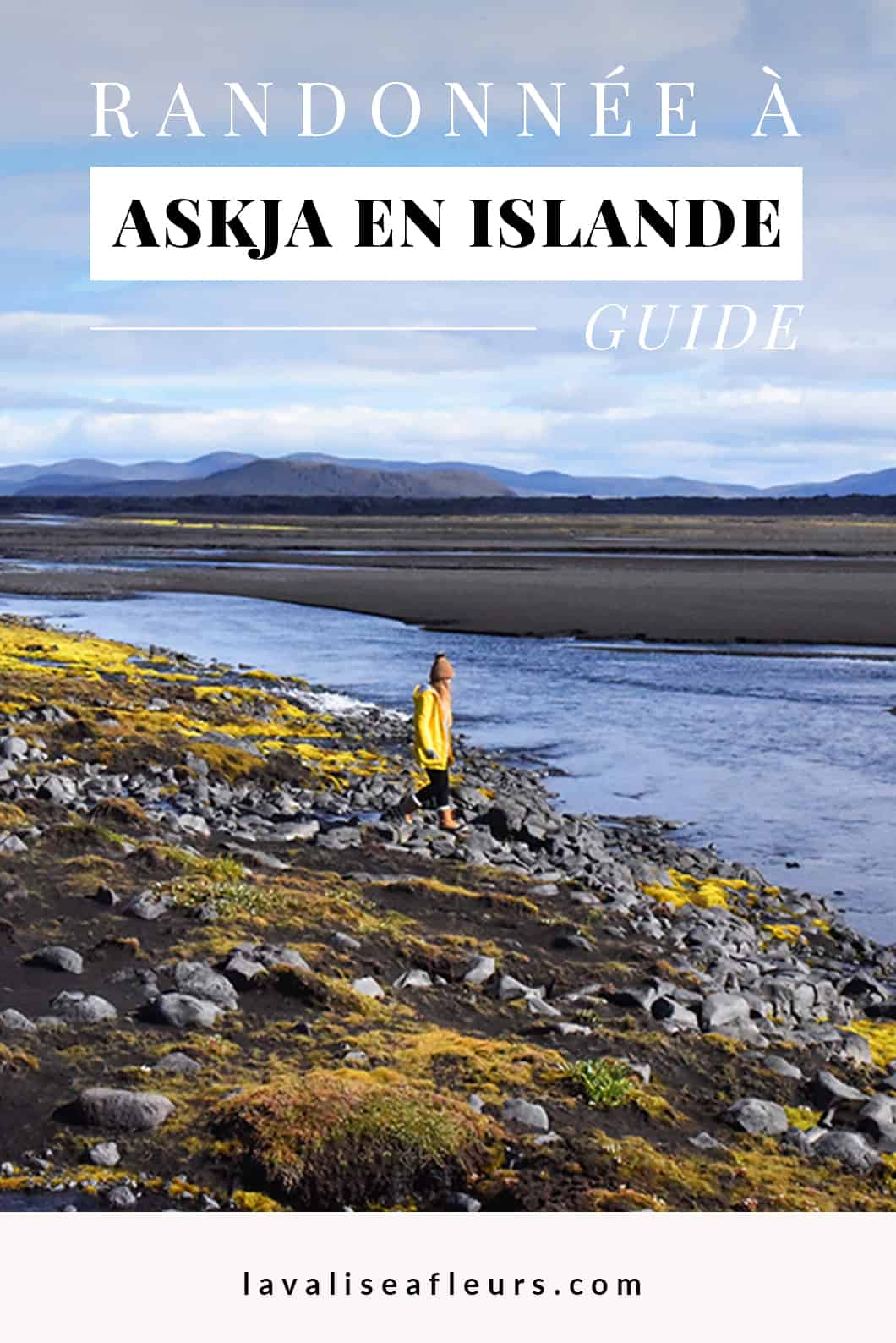 Guide de l'excursion à Askja au centre de l'Islande