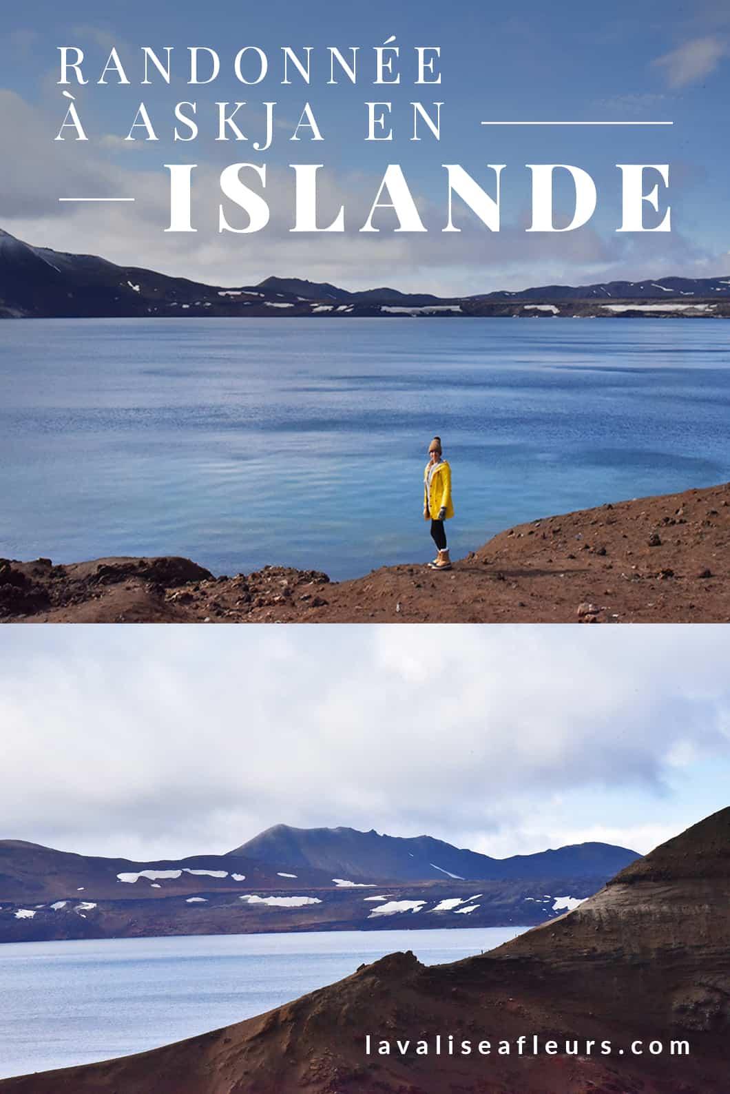 Les plus belles randonnées en Islande, Askja