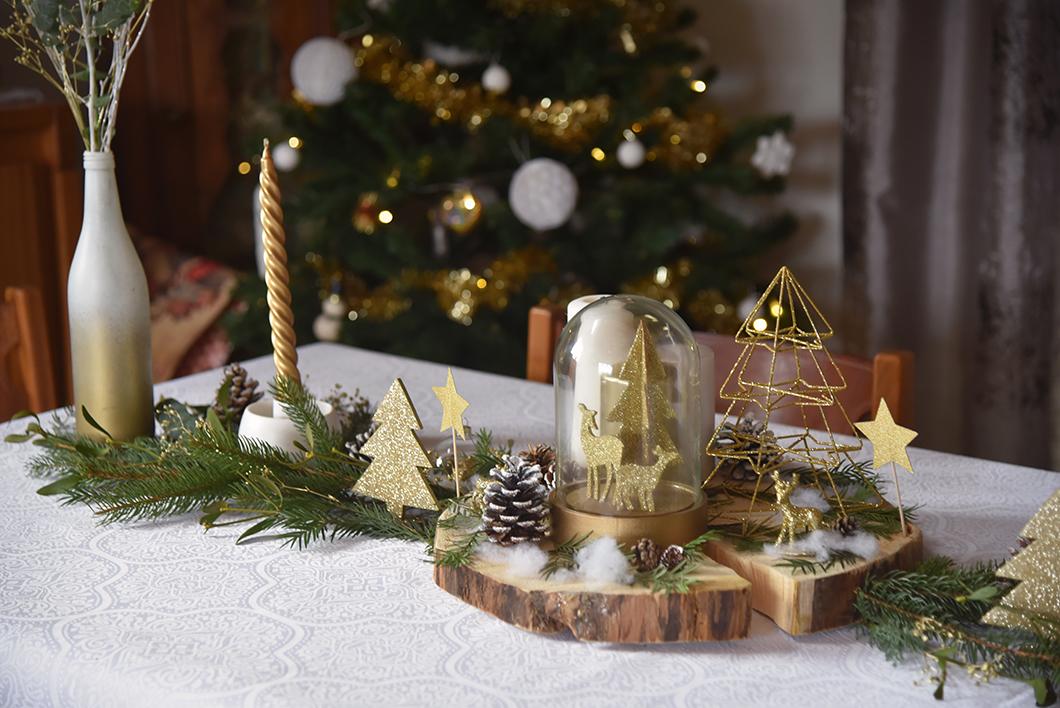 Déco Noël à la montagne