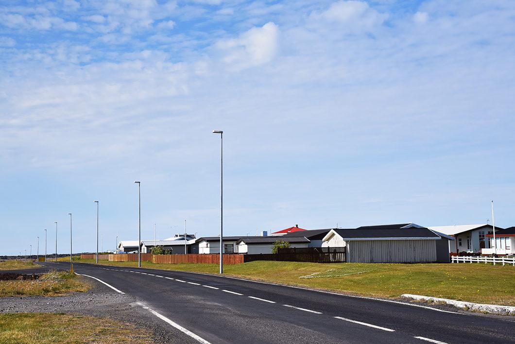Hellissandur - Péninsule de Snæfellsnes