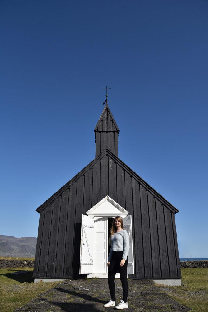 Búðakirkja - Péninsule de Snæfellsnes