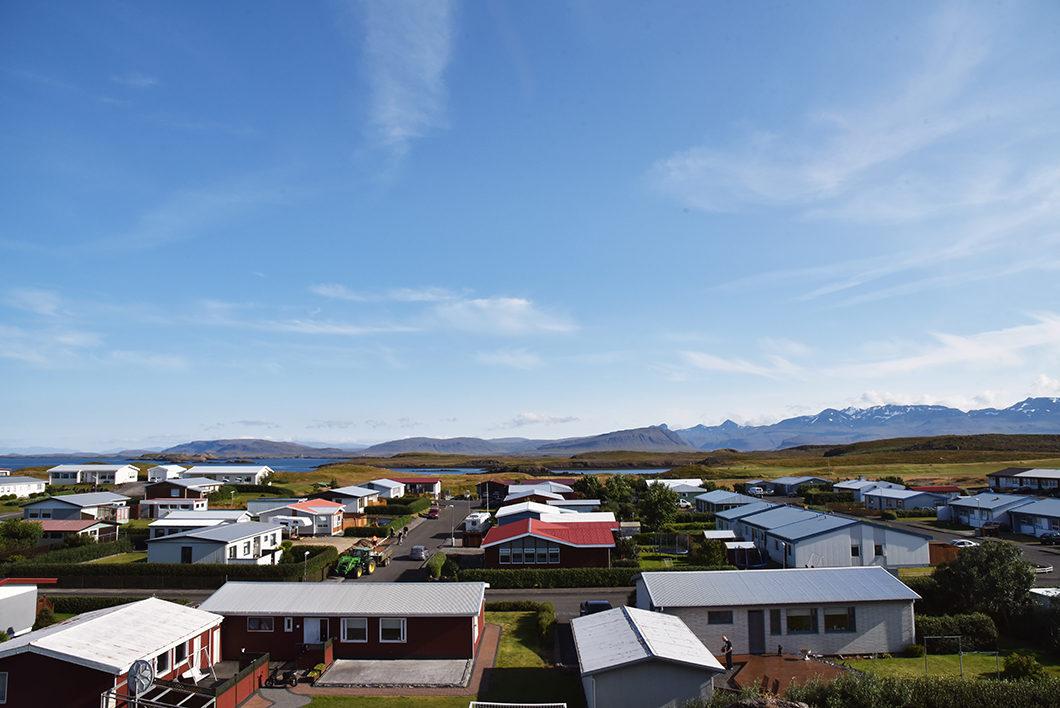 Stykkisholmur - Péninsule de Snæfellsnes