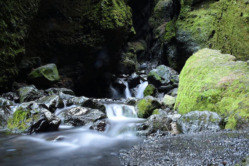 Rauðfeldsgjá Gorge - Péninsule de Snæfellsnes