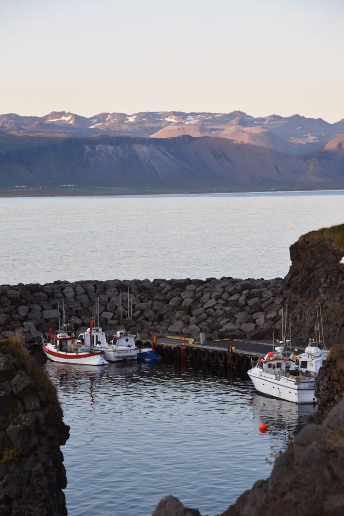 Arnarstapi - Péninsule de Snæfellsnes
