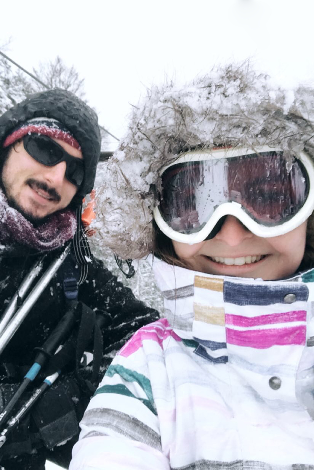 Skier à Saint Pierre de Chartreuse