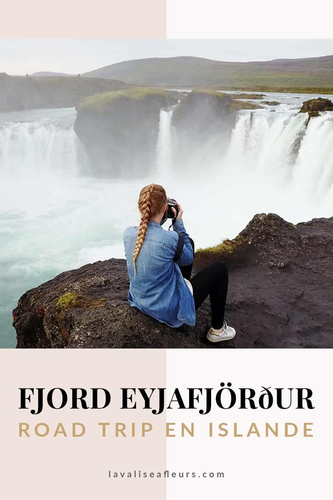 Découvrir la cascade Goðafoss en Islande