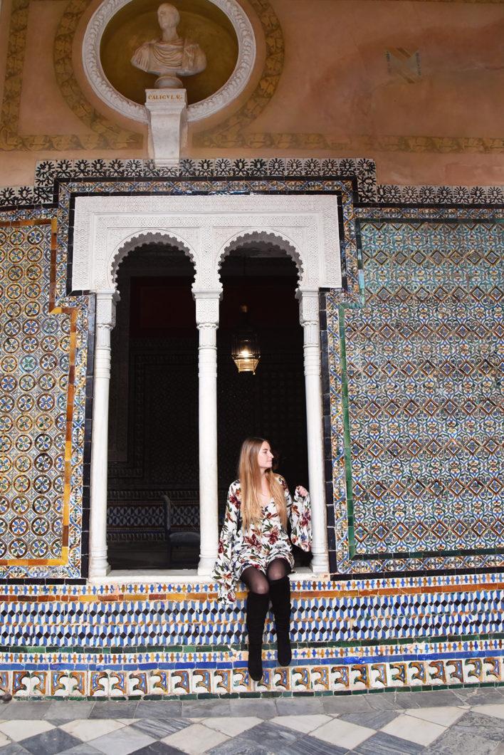 Meilleurs spot à Séville, la Casa de Pilatos