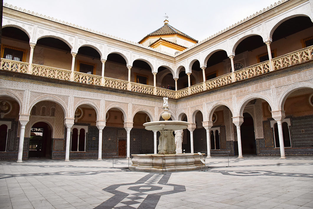 Que voir à Séville ? La Casa de Pilatos
