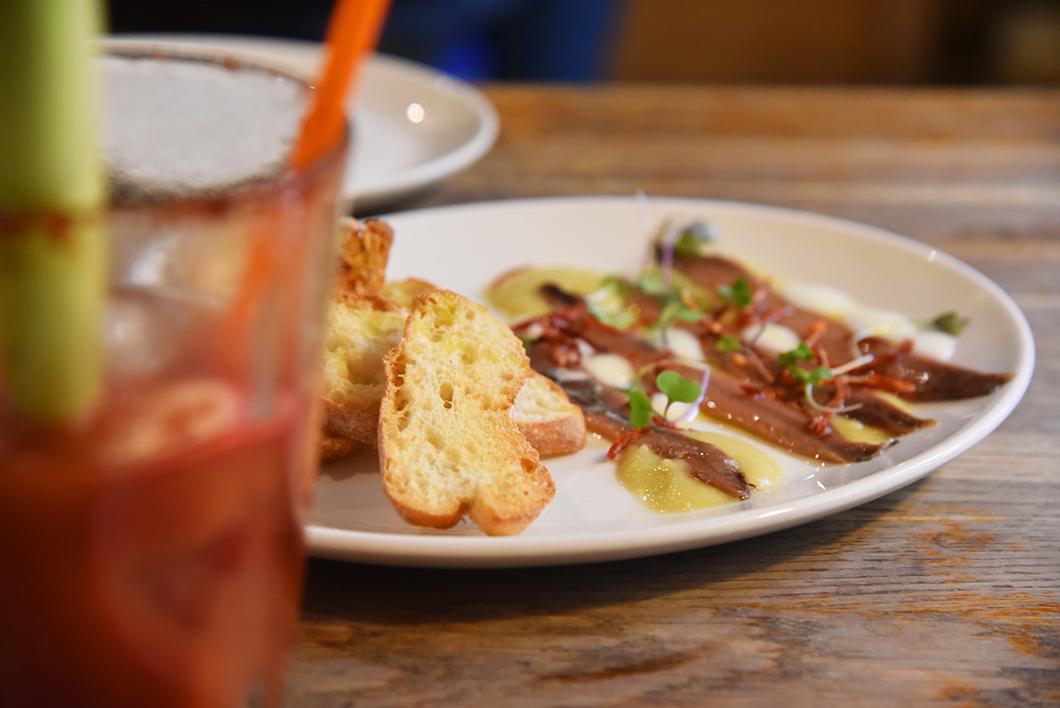 La Azotea - Top des restaurants à Séville
