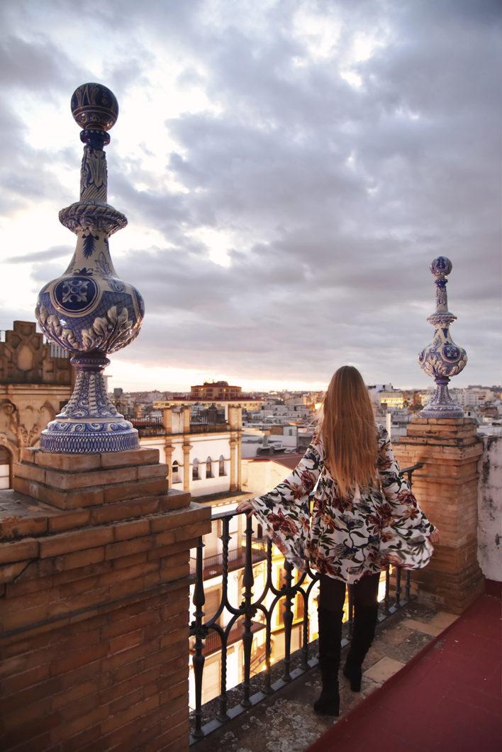 Airbnb pour 4 personnes à Séville