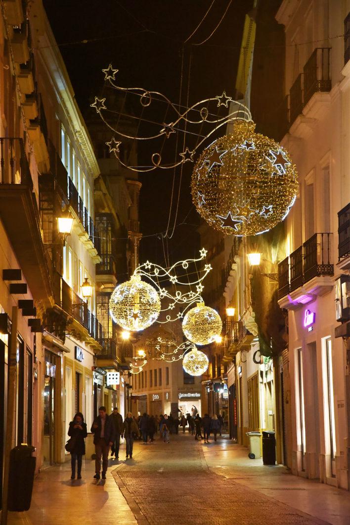 Visiter Séville de nuit