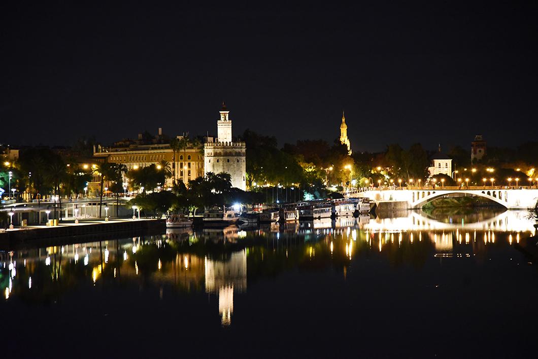 Passer le nouvel an à Séville