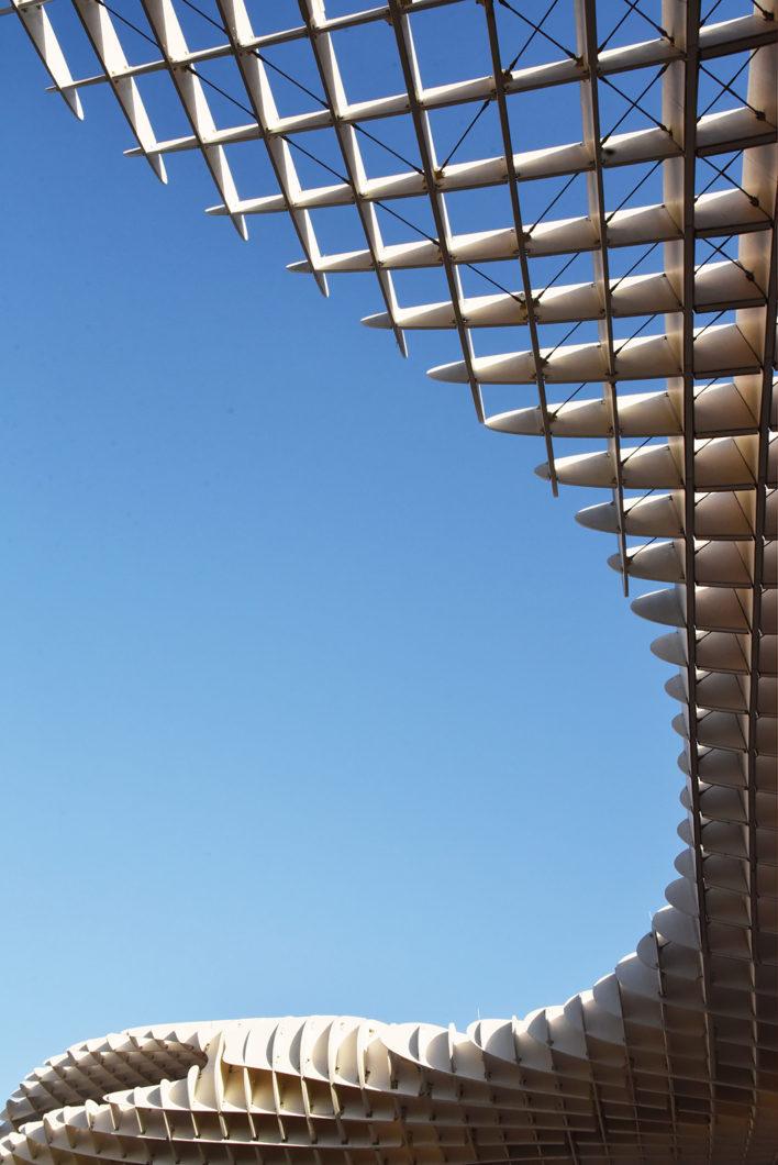 Visiter le Metropol Parasol de Séville en hiver