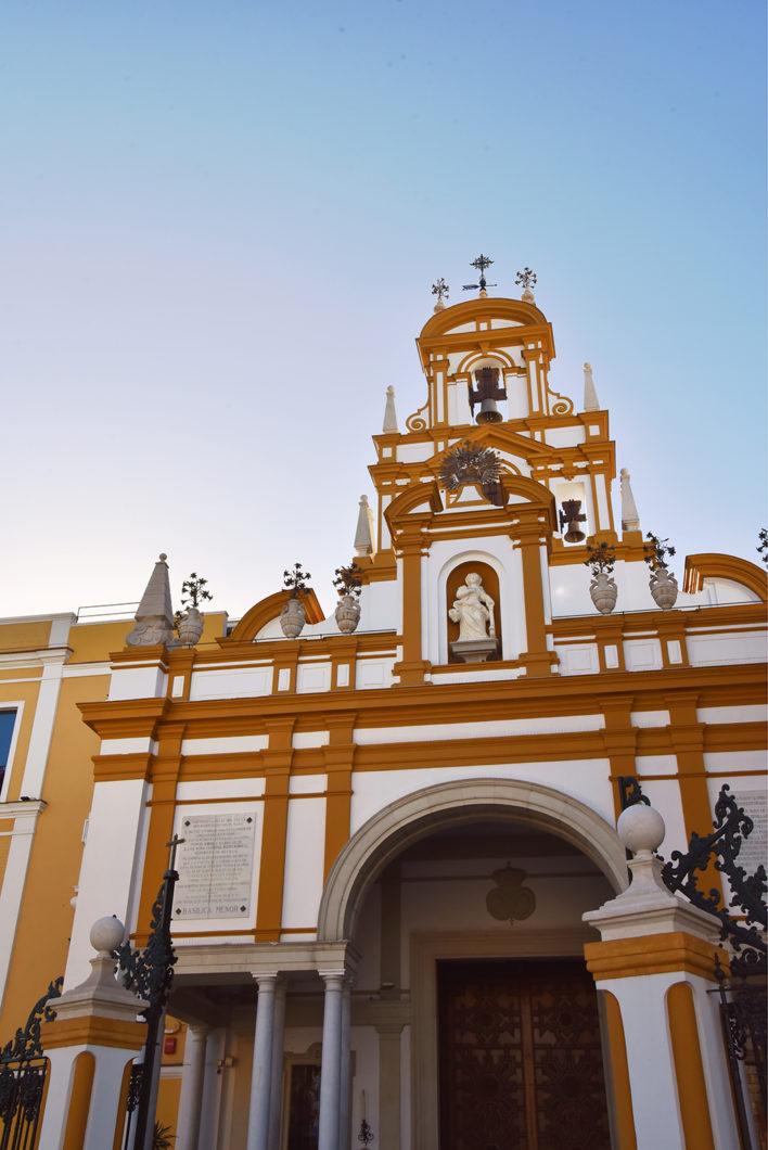 Que voir à Séville ? La Basilica of the Macarena