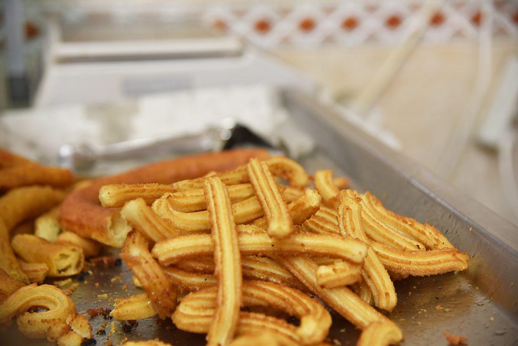 Où manger des churros à Séville ? Churrería La Esperanza