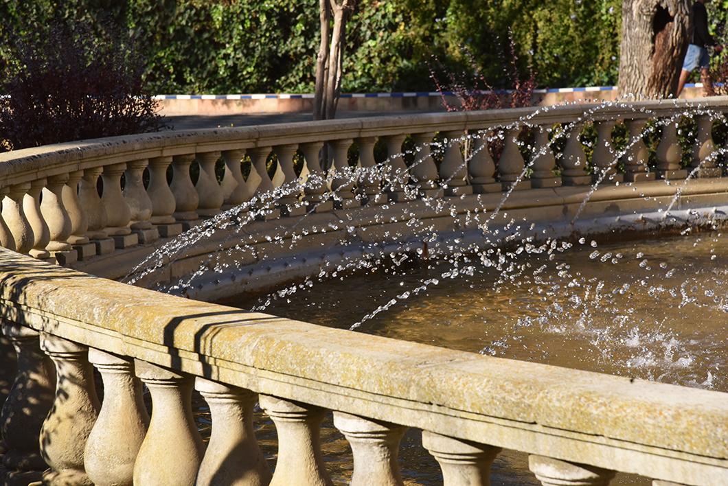 Jardin Murillo - Visiter Séville
