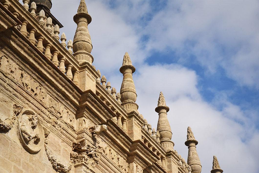 Découvrir l'architecture de Séville