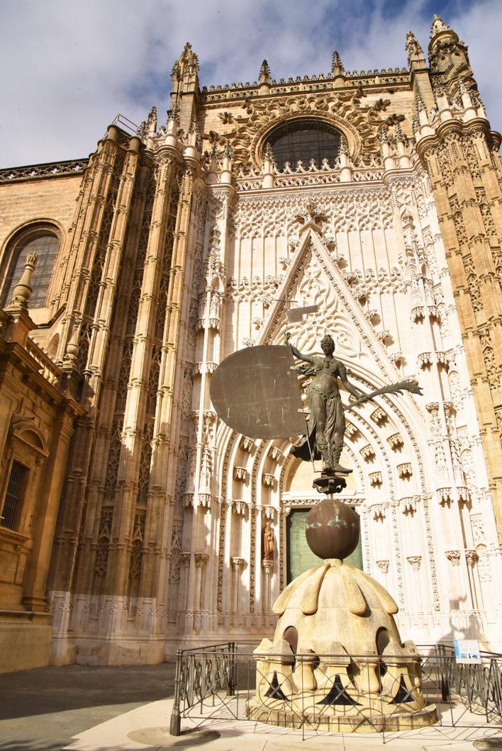 Faire le nouvel an à Séville