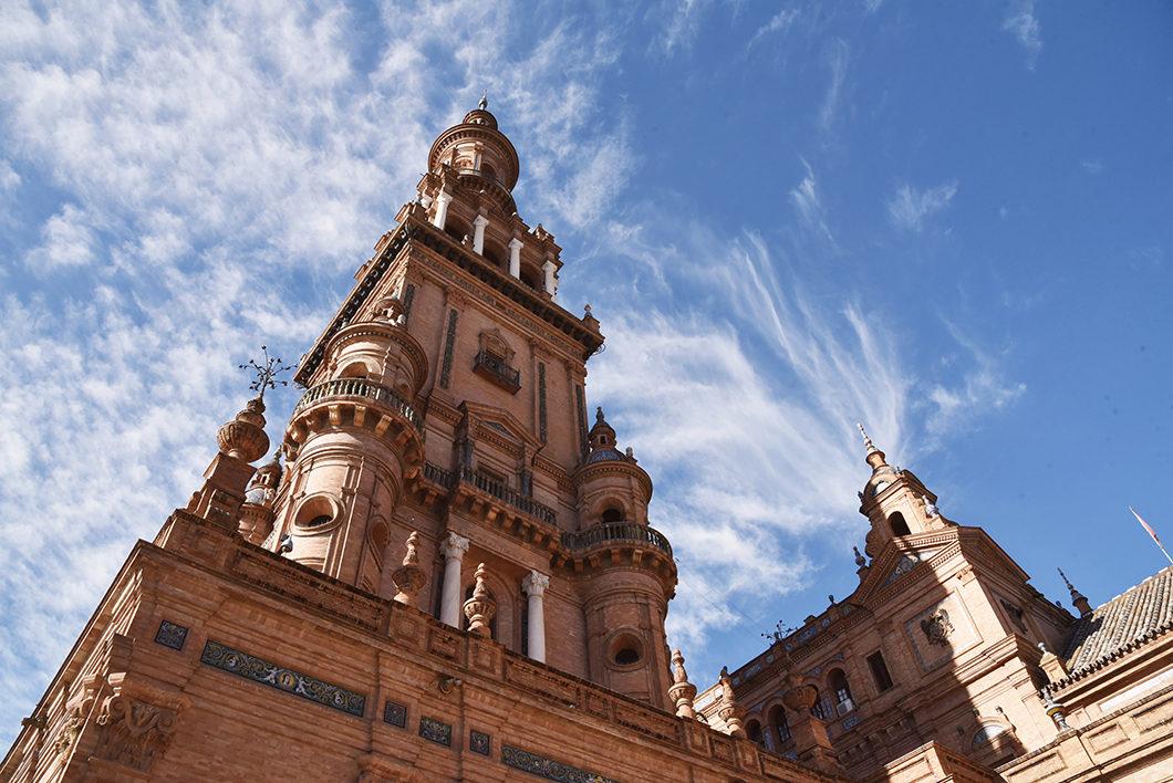 2 jours à Séville, découvrir la place d'Espagne
