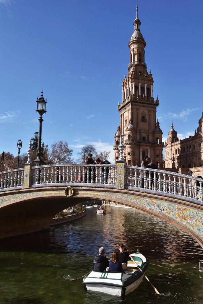 Les jolis spots de la Plaza de España
