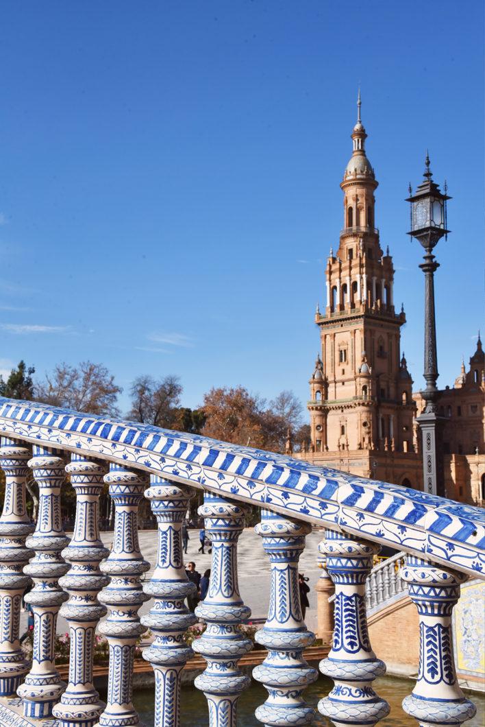 La magnifique Plaza de España