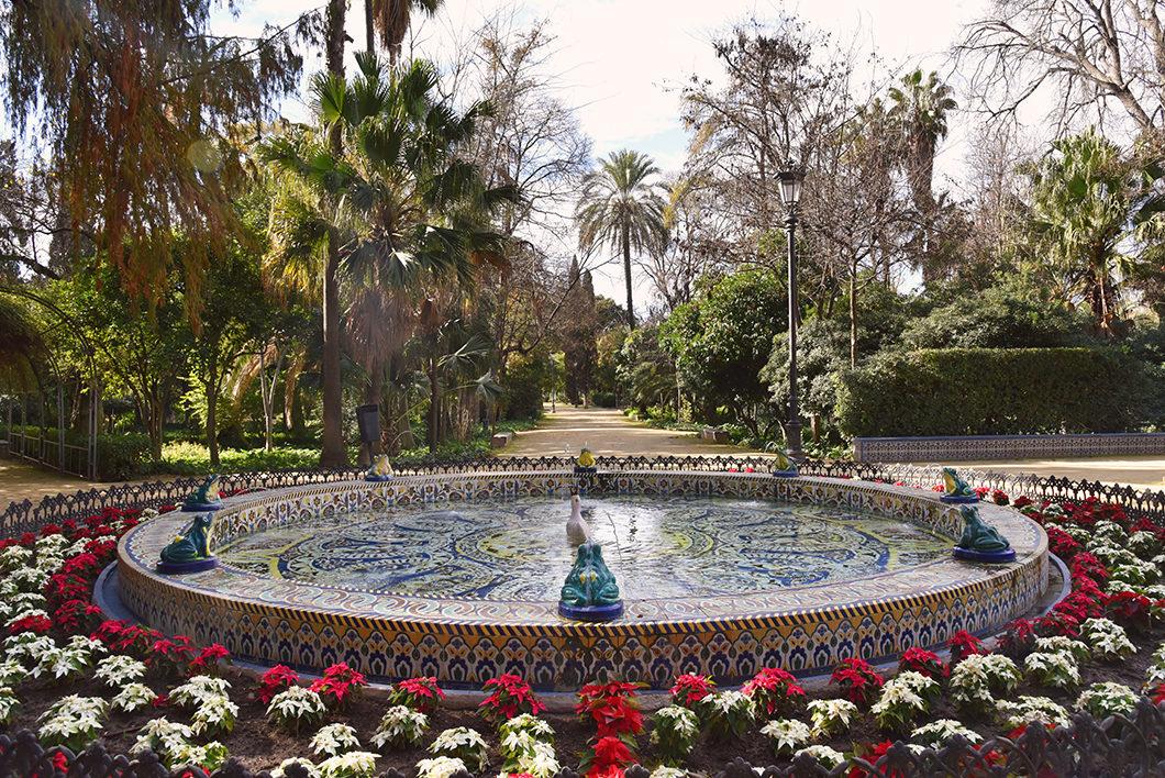 Visiter le Parc Maria Luisa, un week end à Séville
