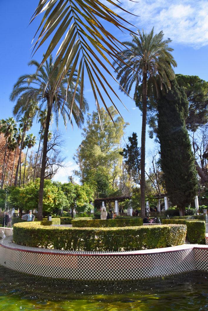 Que visiter à Séville ? Le Parc Maria Luisa