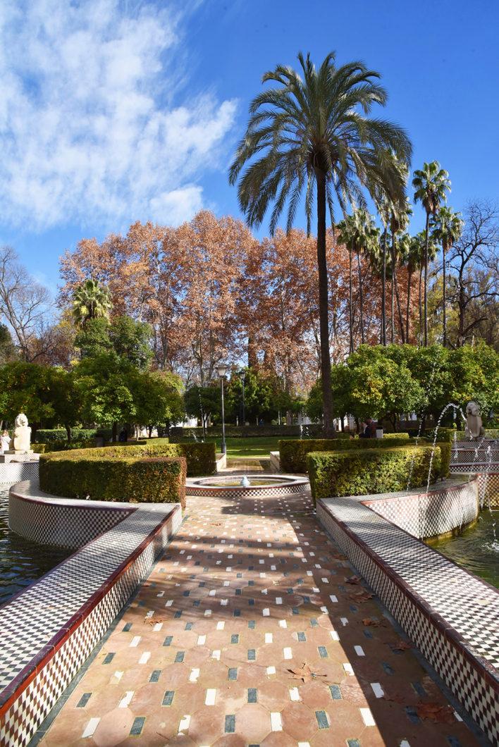 Que faire à Séville en Espagne ? Découvrir le Parc Maria Luisa