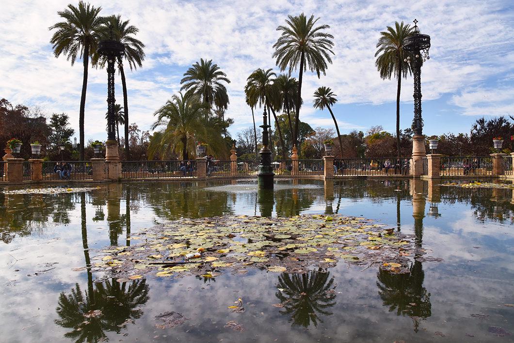 2 jours à Séville, découvrir le Parc Maria Luisa