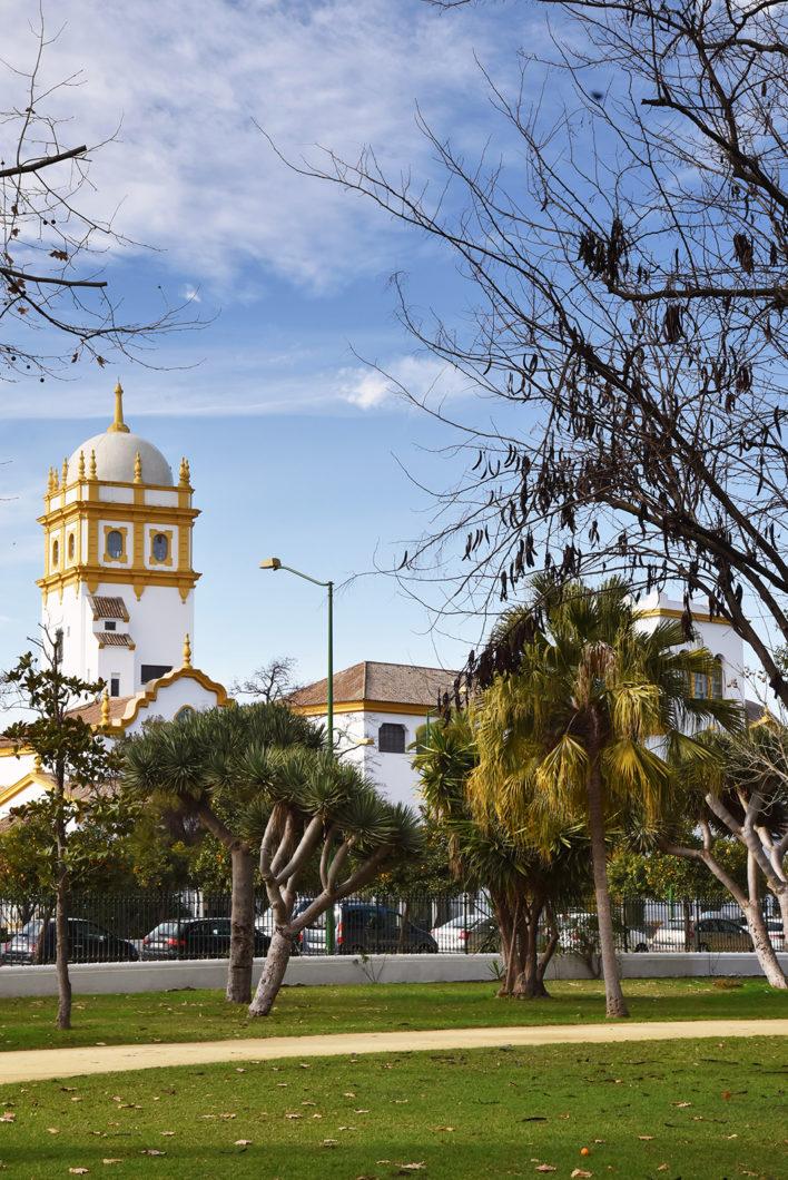 Visiter Séville et le Parc Maria Luisa en hiver