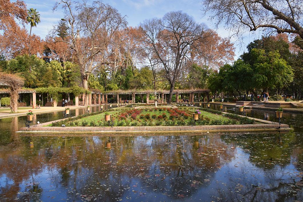 Le Parc Maria Luisa, endroits incontournables à Séville en Espagne