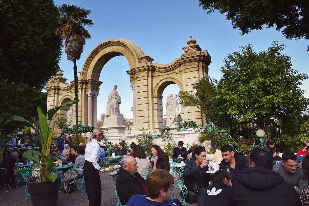 La Raza, restaurant à Sévilles