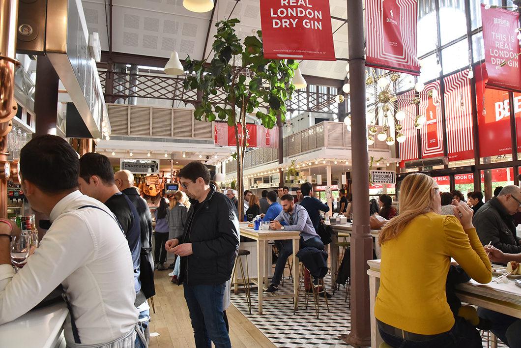 Nos restaurants préférés à Séville, Mercado Longa del Barranco