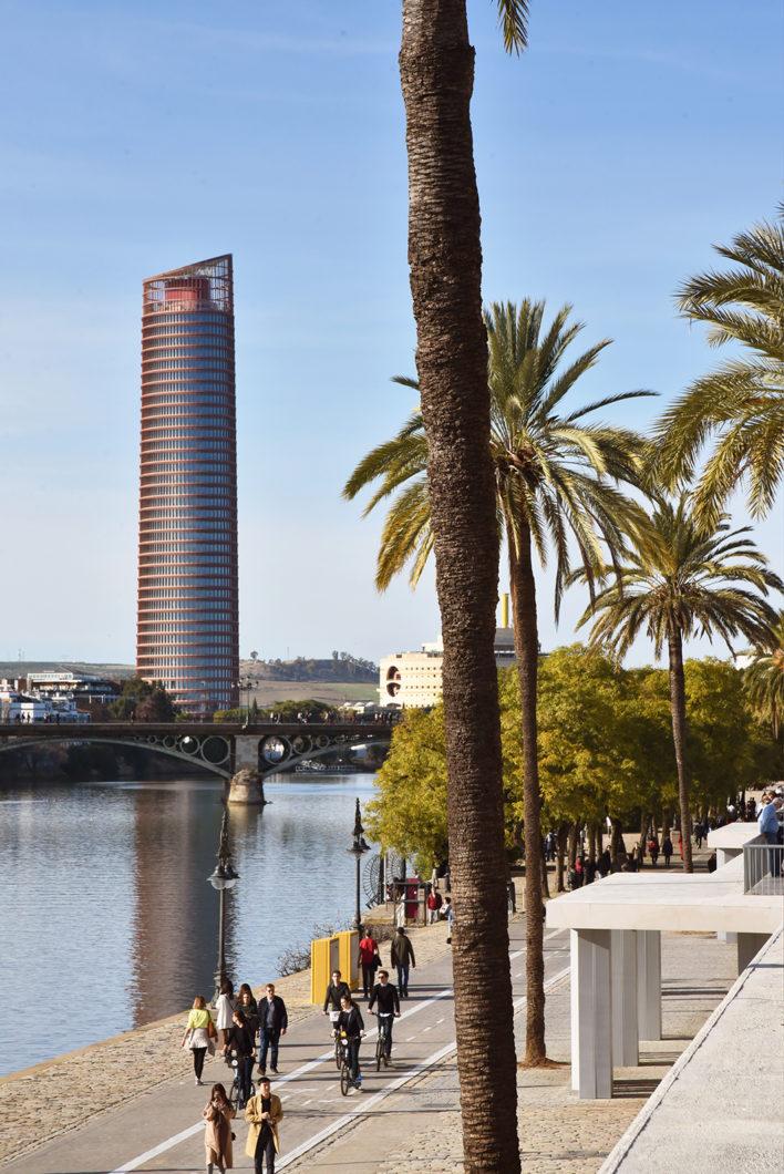 Visiter Séville en Espagne et les quais