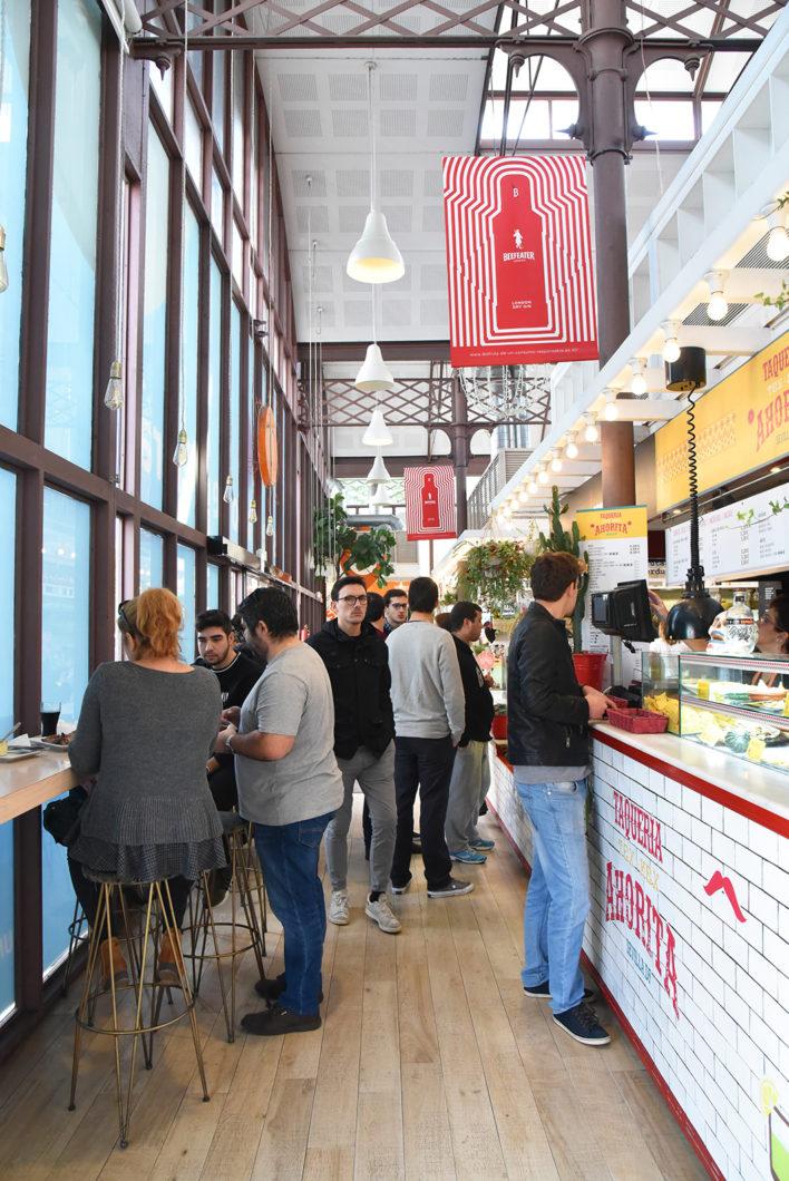 Mercado Longa del Barranco, bonnes adresses à Séville