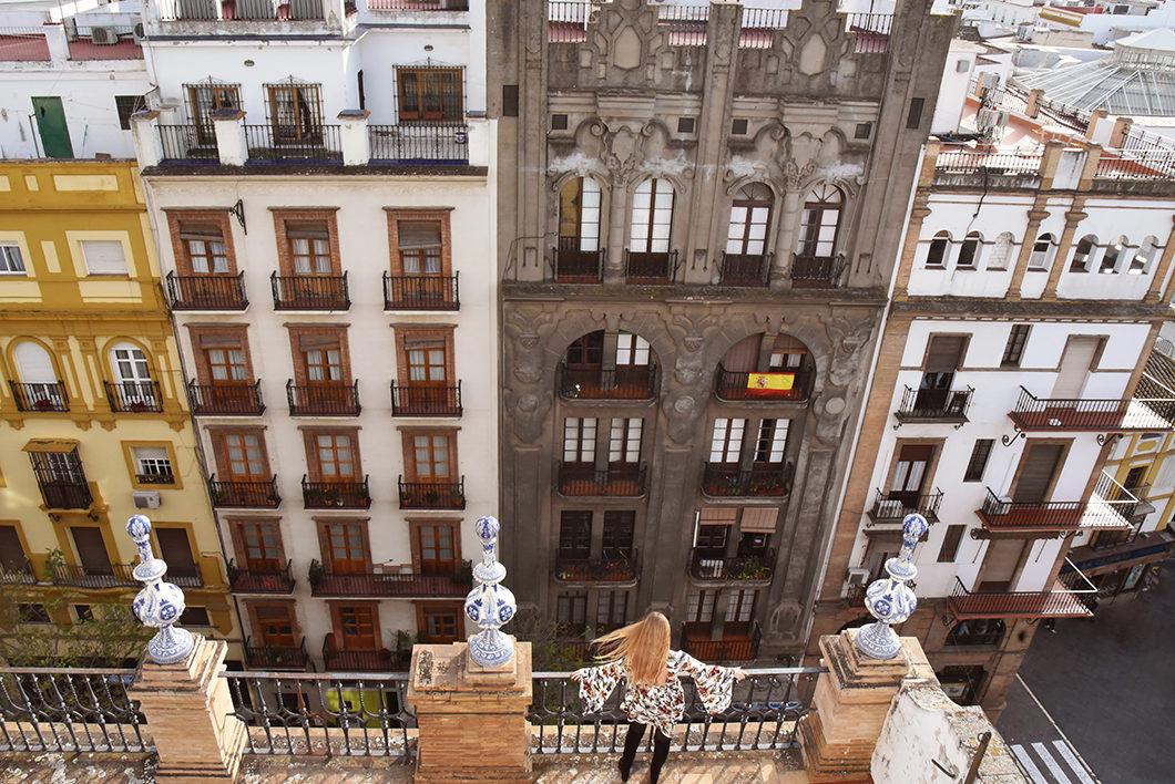 Où dormir à Séville ? Notre airbnb
