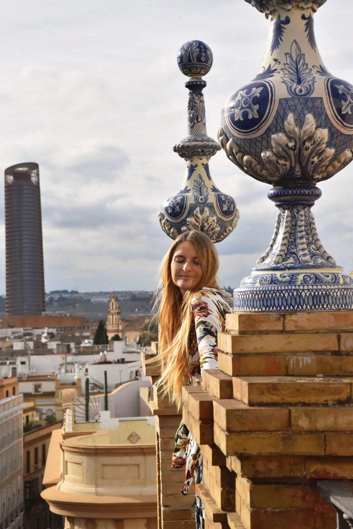 Top des airbnb à Séville